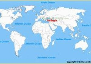 Where is Georgia Located On the World Map United States Map atlanta ...