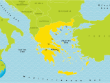 Where is Greece On A Map Of Europe 69 Comprehensible Map Of Greece In World Map