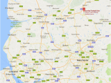 Where is Huddersfield On Map Of England Mapping Out All 20 Premier League Teams Prosoccertalk
