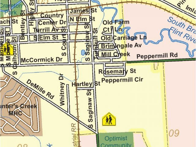 Where is Lapeer Michigan On A Map Lapeer township Lapeer