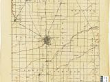 Where is Maumee Ohio On A Map Ohio Historical topographic Maps Perry Castaa Eda Map Collection