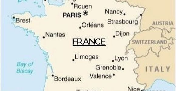 Where is Metz In France Map Map Of France Paris France Map Metz France France Travel