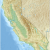 Where is Mt Whitney On A Map Of California Mount Whitney Wikipedia