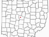 Where is Ohio Located On the Map Delaware Ohio Wikipedia