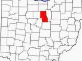 Where is Ohio On the Map Map Mansfield Ohio Secretmuseum