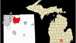 Where is Okemos Michigan On the Map Okemos Michigan Wikivisually