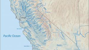 Where is Santa Monica California On A Map Usa Map California Highlighted Save 4k Map Od California Sudanucuz