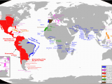 Where is Spain On A World Map Spanish Empire Anachronous Maps Map Portuguese Empire