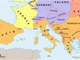 Where is Spain On A World Map which Countries Make Up southern Europe Worldatlas Com