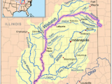 Where is the Ohio River On A Map Ohio River Revolvy
