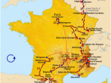 Where is tours In France Map 2017 tour De France Wikipedia