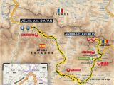 Where is tours In France Map tour De France 2016 Die Strecke