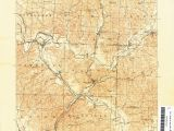 Where is Van Wert Ohio On Map Ohio Historical topographic Maps Perry Castaa Eda Map Collection