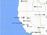 Where is Vernon California On the Map town Of Paradise Ca Map Paradise California Ca 95967 95969