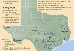 Where is West Texas On A Map Texas Missions I M Proud to Be A Texan Texas History 7th Texas