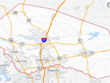 Williamson County Map Texas Map Of Williamson County Texas Business Ideas 2013