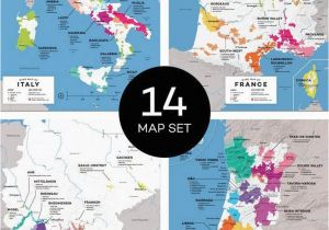 Wine Region Map Of Italy 28 Best Wine Regions Maps Images