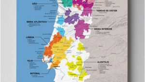 Wineries In Spain Map Portugal Wine Map Wine Maps Wine Folly Portugal Italian Wine