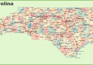 World Map north Carolina Map Of north Carolina Cities north Carolina on