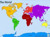 World Map Of Africa and Europe Printable World Map 7 Continents Computer Lab World Map