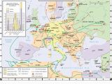 World War 2 In Europe and north Africa Map Wwii Map Of Europe Worksheet