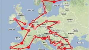 Yahoo Maps Europe How to Travel Europe by Train Travel Europe Train Travel