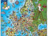Your Child Learns Europe Map Puzzle A Children S Map Of the European Union before Romania and