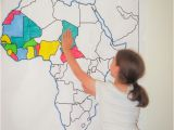 Your Child Learns Europe Map Puzzle Walk Through the Continents Print Maps Large and Small Free