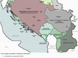 Yugoslavia Map Europe Yugoslavia Ww2 Slavic Serbian Culture Map Historical