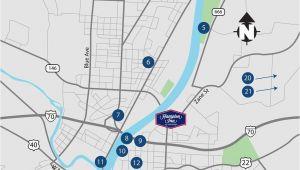 Zanesville Ohio Map Hampton Inn Zanesville 115 I 1i 4i 4i Updated 2019 Prices Hotel