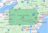 Zip Code Map Cleveland Ohio Listing Of All Zip Codes In the State Of Pennsylvania