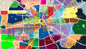 Zip Code Map Dallas Texas Dallas Zip Code Map Mortgage Resources