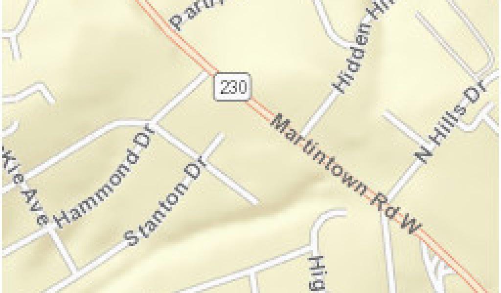 Zip Code Map Of Jefferson County Alabama Jefferson County Al ...