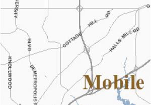 Mobile County Zip Code Map.Zip Code Map Of Mobile County Alabama City Map Secretmuseum