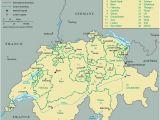 Zurich Switzerland Map Europe Switzerland Rivers Map and Travel Information Download